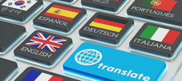 quick translation services