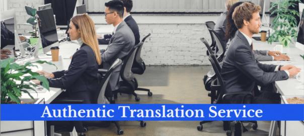 Translation Service Oxnard