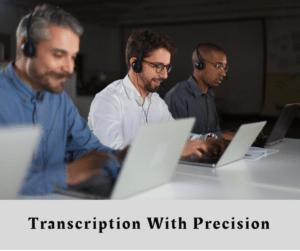 Transcription Services USA